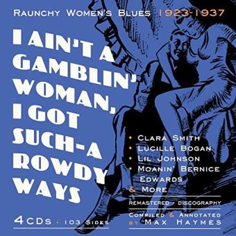 Raunchy women s blues 1923-1937