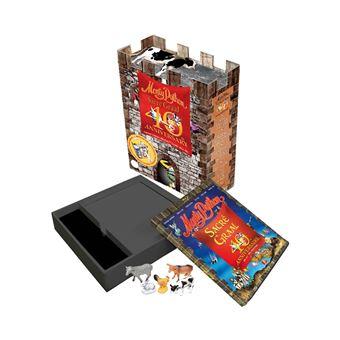Monty Python Sacré Graal 40ème anniversaire Coffret Collector Catapulte - Blu-ray