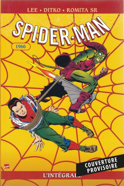 Spider-Man: L'intégrale T04 (1966) NED