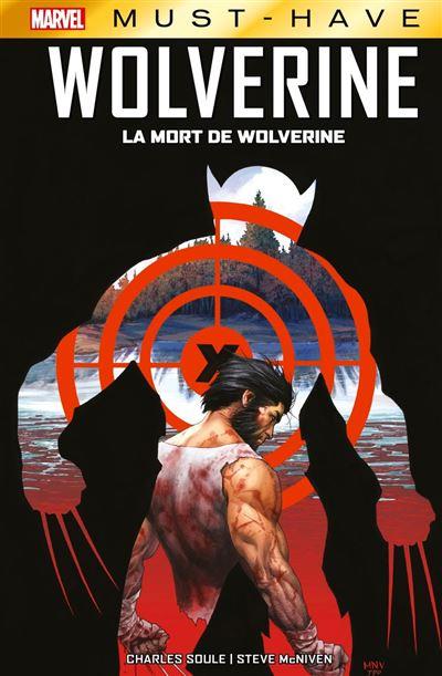 Marvel Must-Have : Wolverine - La mort de Wolverine - 9782809494518 - 9,99 €