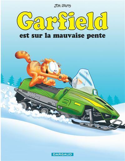 Garfield - Garfield est sur la mauvaise pente