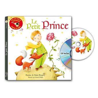 Le Petit Prince Livre Avec Un Cd Audio Le Petit Prince