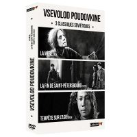 Coffret Pudovkine 3 Films DVD