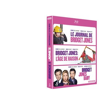 Bridget JonesBridget jones/integrale 1 a 3/coffret