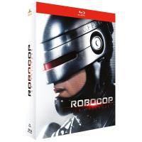 Coffret Robocop La trilogie Edition 2014 Blu-ray