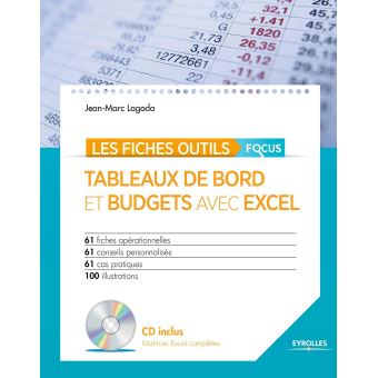 9d3f02bda4ceb Tableaux de bord et budgets avec excel focus 61 fiches ...
