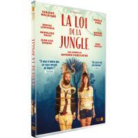 La loi de la jungle DVD