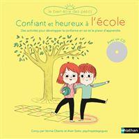 Confiants et heureux à l'école (+CD)