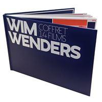 Coffret Wenders 14 Films Edition Limitée Fnac DVD