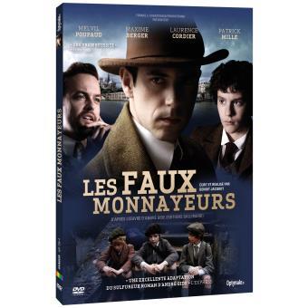Les Faux Monnayeurs Réédition DVD