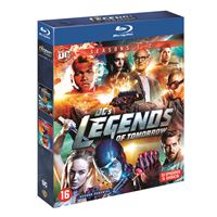 DC's Legends of Tomorrow Saisons 1 et 2 Blu-ray