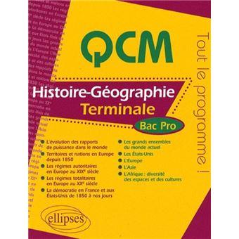 Histoire Géographie Tle Bac Pro - Thierry Bianchi