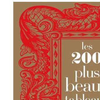 Les 200 Plus Beaux Tableaux Du Monde Broche Jean Luc Chalumeau Achat Livre Fnac