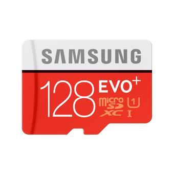 Samsung Micro SD Evo + 128 GB Adapt+ SD