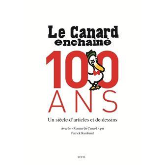 """Résultat de recherche d'images pour """"le canard enchainé 100 ans"""""""