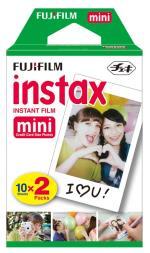 Film Fujifilm Instax Mini Bi-Pack 2 x 10 Poses