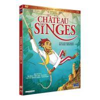 Le Château des singes Combo Blu-ray DVD
