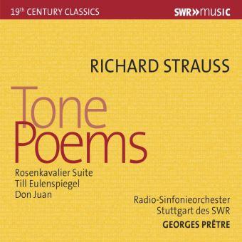 Tone poems/rosenkavalier suite/till eulenspiegel/don juan