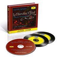 DAMNATION DE FAUST/2CD+BLU RAY AUDIO