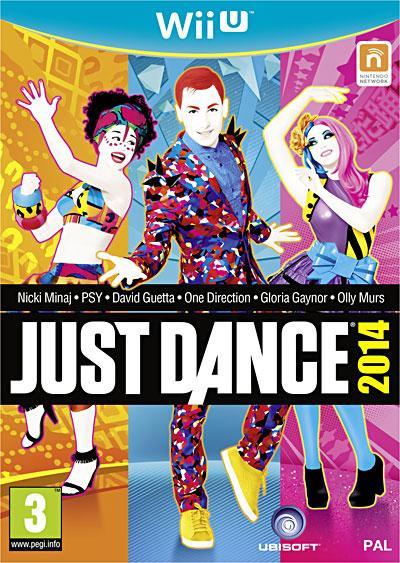 Just Dance 2014 Wii U - Nintendo Wii U