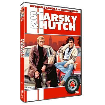 Starsky et HutchStarsky et Hutch Coffret Intégral de la Saison 4 - DVD