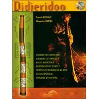 METHODE DE DIDJERIDOO AVEC CD