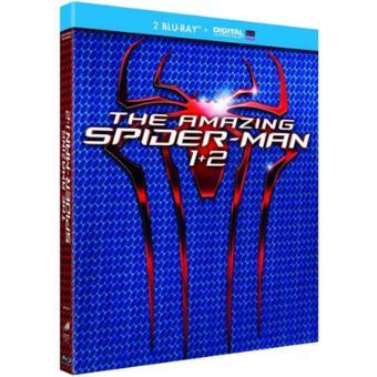 Spider-ManThe Amazing Spider-Man - The Amazing Spider-Man 2 : Le destin d'un héros Coffret Blu-Ray