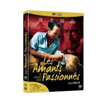 Les amants passionnés Combo Blu-ray + DVD