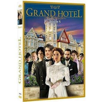 Grand HotelGrand Hôtel Saison 5 DVD