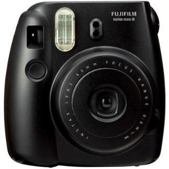 d604548a27c168 Fujifilm Instax mini 8 Noir - Appareil photo instantané - Achat ...