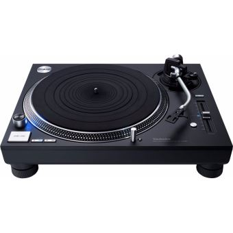 Platine vinyle Technics SL-1210GEG-K Noire