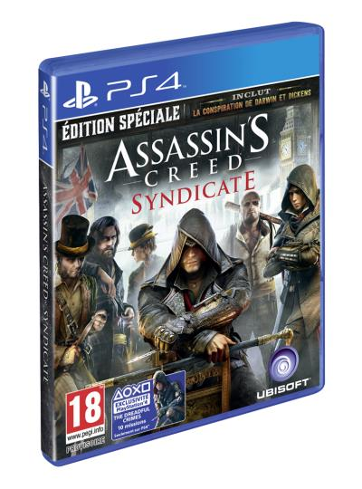 Assassin's Creed Syndicate Edition Spéciale PS4 - PlayStation 4