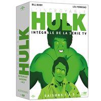 Coffret L'Incroyable Hulk L'intégrale de la série DVD