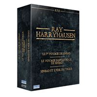 RAY HARRYHAUSEN-COFFRET-FR-BLURAY
