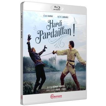 Hardi Pardaillan Blu-ray