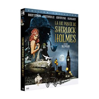 Sherlock HolmesLa vie privée de Sherlock Holmes Blu-ray