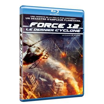 Force 12 : Le dernier cyclone - Blu-Ray
