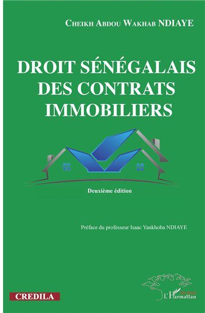 Droit sénégalais des contrats immobiliers
