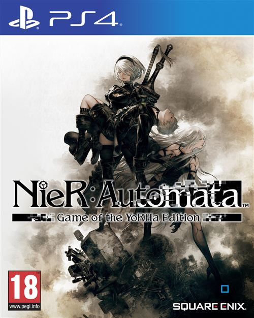 NieR : Automata Game Of The YoRHa Edition PS4