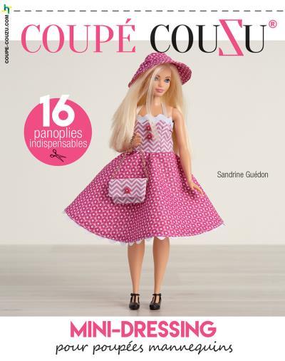 Dressing coquet pour poupées mannequins