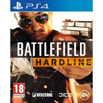 battlefield hardline ps4 jeux vid o achat prix fnac. Black Bedroom Furniture Sets. Home Design Ideas