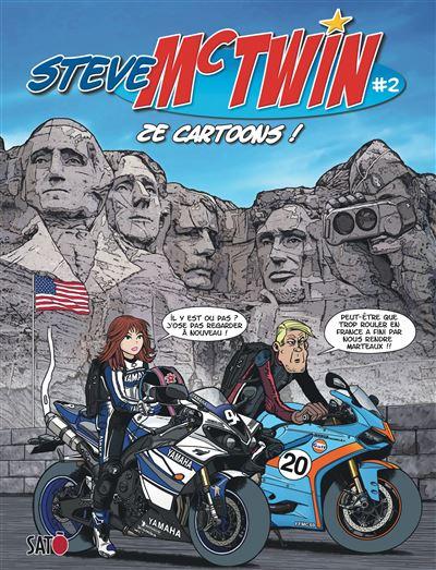 Steve Mc Twin : compilation