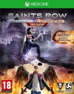 Saints Row IV Re-Elected /Gat Out Of Hell First Edition Xbox One