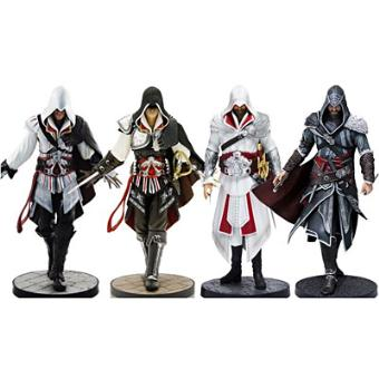 assassin s creed figurines ezio auditore jeux vidéo achat prix