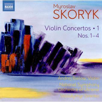 Concertos pour violon Volume 1