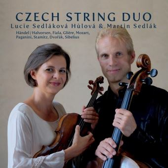 Duos violon et violoncelle