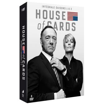 House of cardsHouse Of Cards - Seizoen 1 & 2