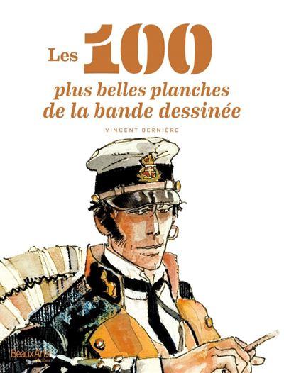 100 plus belles planches de la bd (Les)