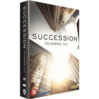 Succession Saisons 1 et 2 DVD