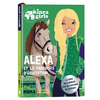 Kinra GirlsKinra Girls - Alexa et le parcours d'équitation
